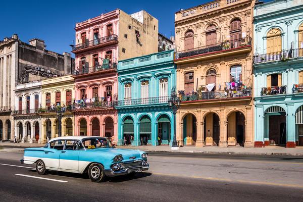 Havana (Photo:Diego Grandi/Shutterstock)