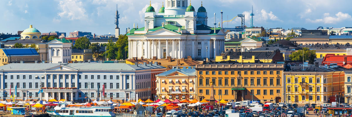 Helsinki (Photo:Scanrail1/Shutterstock)