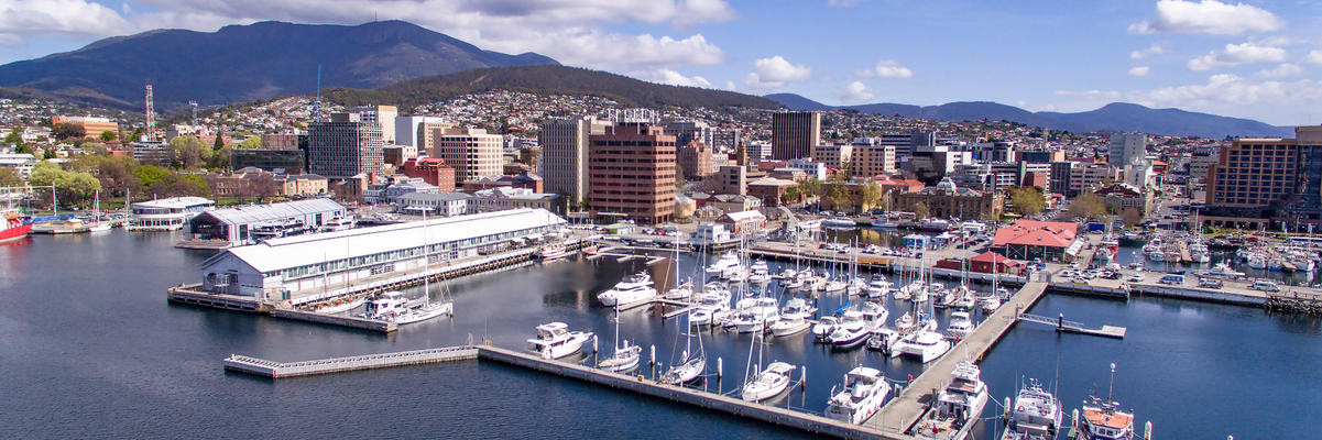Hobart (Photo:Joel Everard/Shutterstock)