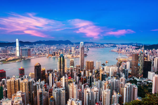 Hong Kong (Photo:zhu difeng/Shutterstock)