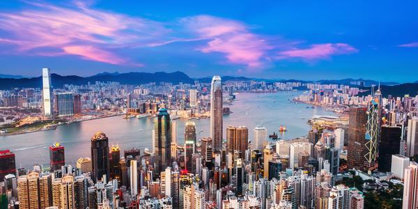 Hong Kong (Photo:zhu difeng/Shutterstock)