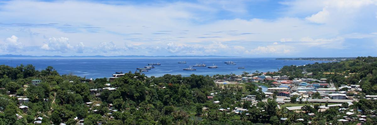 Honiara (Photo:Julia Peterle/Shutterstock)