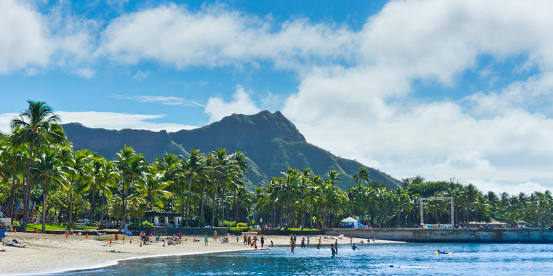 Honolulu (Photo:mffoto/Shutterstock)