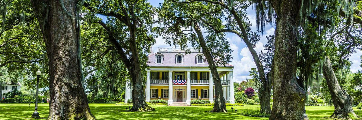 Houmas House Plantation and Gardens, Louisiana (Photo:Jorg Hackemann/Shutterstock)