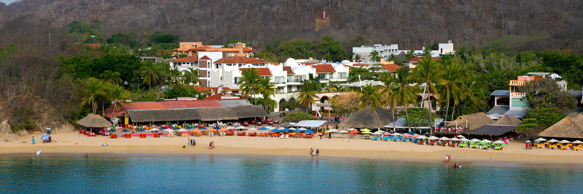 Huatulco Cruise Port Terminal Information For Port Of Huatulco