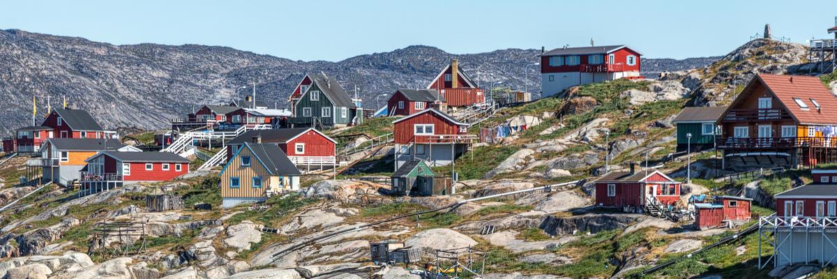 Ilulissat (Photo:Vadim Petrakov/Shutterstock)
