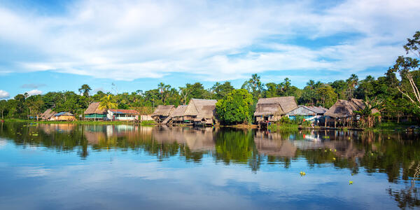 Iquitos (Photo:Jess Kraft/Shutterstock)