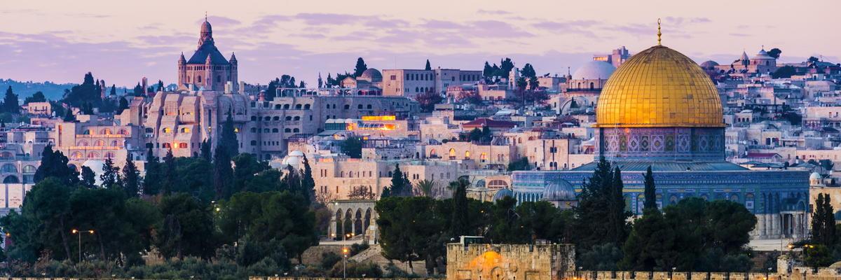 Jerusalem (Ashdod) (Photo:John Theodor/Shutterstock)