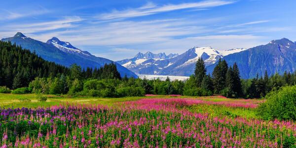 Juneau, Alaska (Photo:Sorin Colac/Shutterstock)
