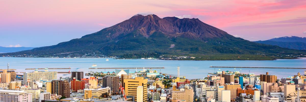 Kagoshima (Photo:Sean Pavone/Shutterstock)