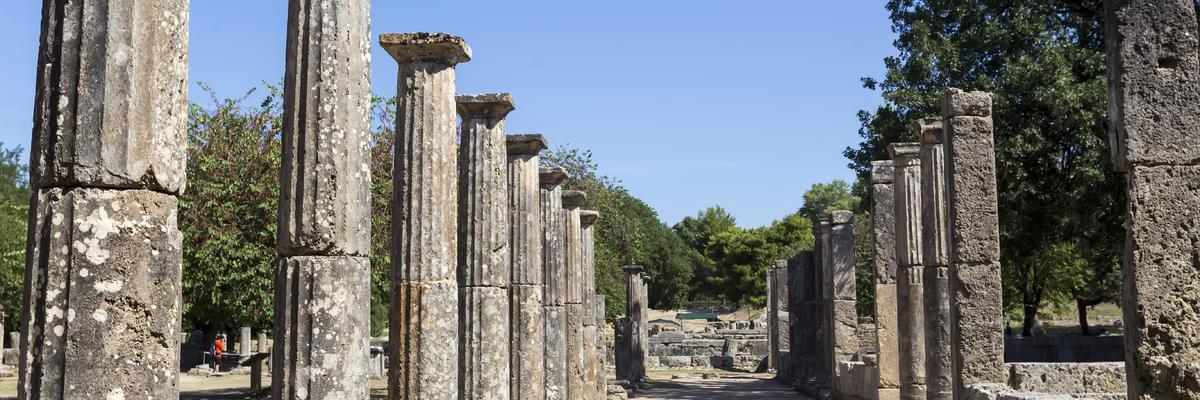 Katakolon (Olympia) (Photo:erveridis Vasilis/Shutterstock)