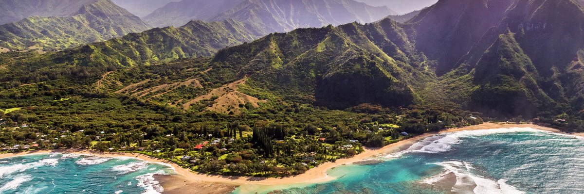 Kauai (Photo:Pierre Leclerc/Shutterstock)