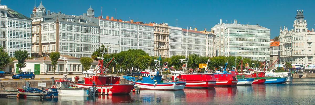 La Coruna (Photo:Botond Horvath/Shutterstock)