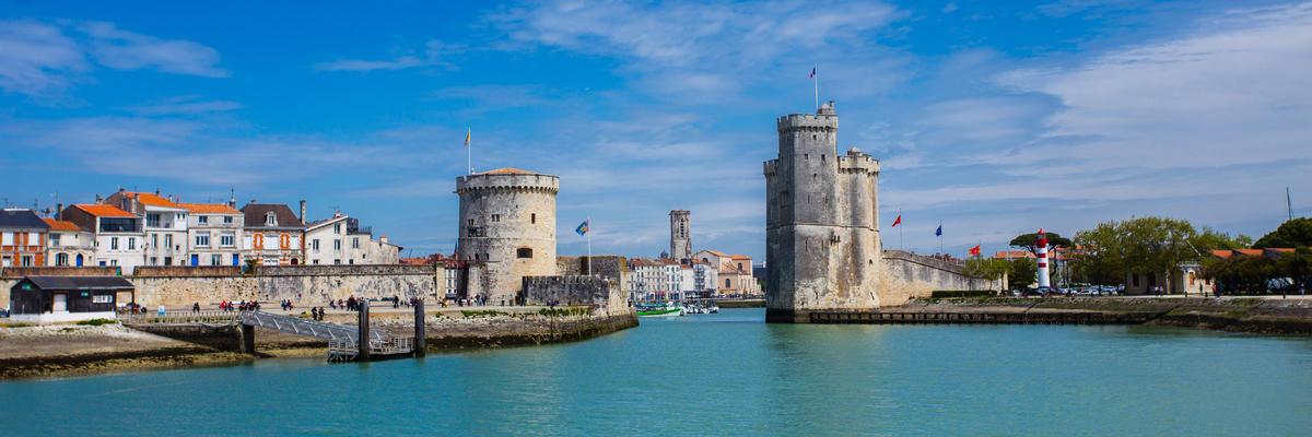 La Rochelle-La Pallice (Photo:Oleg Bakhirev/Shutterstock)