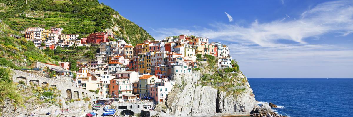 La Spezia (Cinque Terre) (Photo:volkova natalia/Shutterstock)