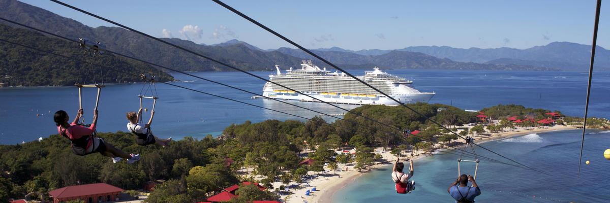 Labadee (Photo:Royal Caribbean)