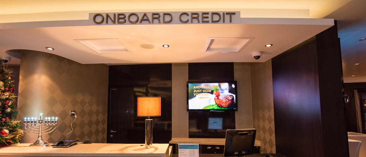 Onboard Credit How To Get It Where To Spend It Cruise