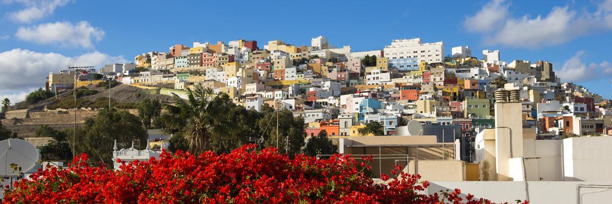 Las Palmas (Photo:gumbao/Shutterstock)