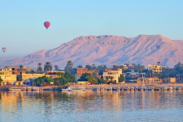Luxor (Photo:Elzbieta Sekowska/Shutterstock)