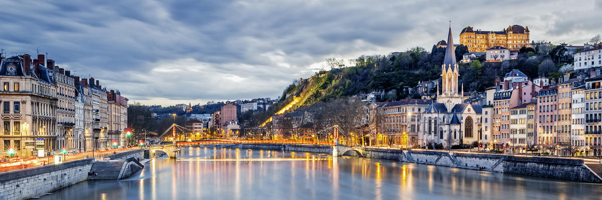 Lyon (Photo:prochasson frederic/Shutterstock)