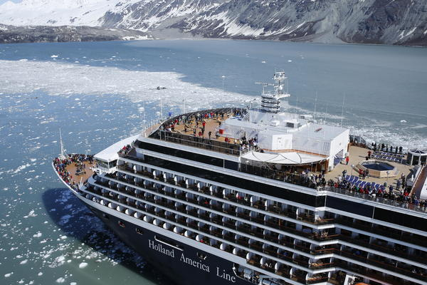 Compare: 13 Cruise Ships in Alaska - Cruise Critic