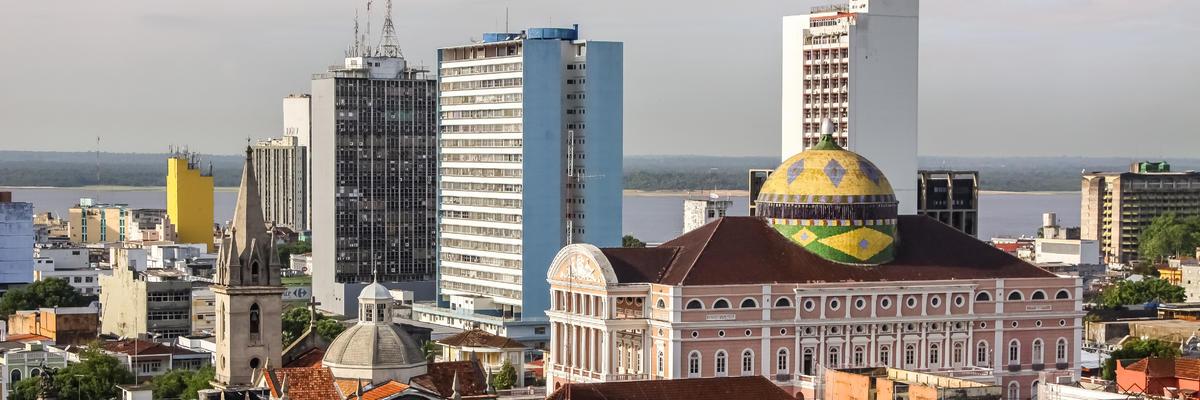 Manaus (Photo:Uwe Bergwitz/Shutterstock)