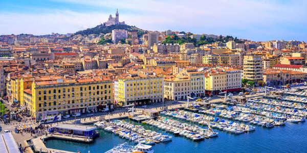 Marseille (Photo:Boris Stroujko/Shutterstock)