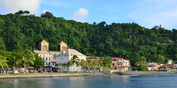Martinique (Photo:Pack-Shot/Shutterstock)
