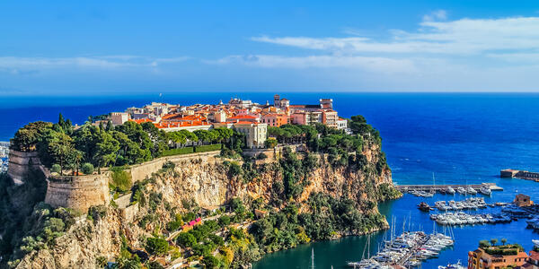 Monaco (Monte Carlo) (Photo:ostill/Shutterstock)