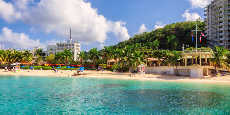 Montego Bay (Photo:Lucky-photographer/Shutterstock)