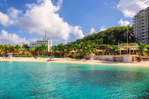 Montego Bay (Photo:Lucky-photographer/Shutterstock)