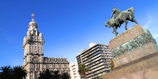 Montevideo (Photo:Spectral-Design/Shutterstock)
