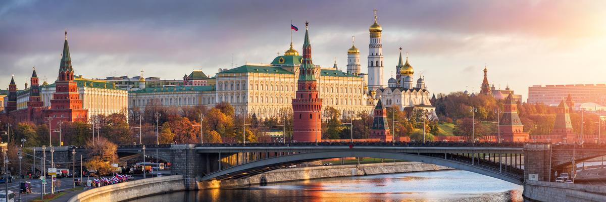 Moscow (Photo:Baturina Yuliya/Shutterstock)