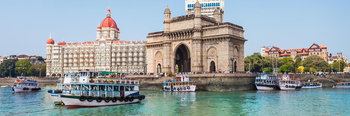 Mumbai (Bombay) (Photo:saiko3p/Shutterstock)