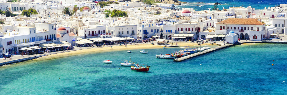 Best Island Beaches For Partying Mykonos St Barts: Mykonos Cruise Port Guide: Terminal Information For Port