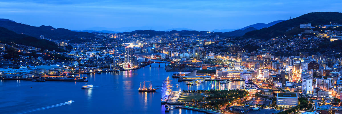 Nagasaki (Photo:TOMO/Shutterstock)
