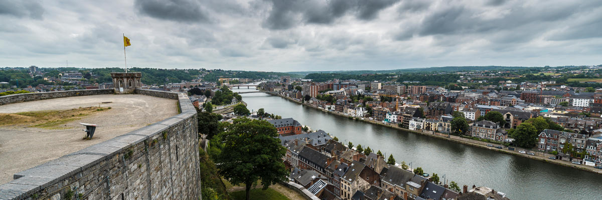 Namur (Photo:Anibal Trejo/Shutterstock)