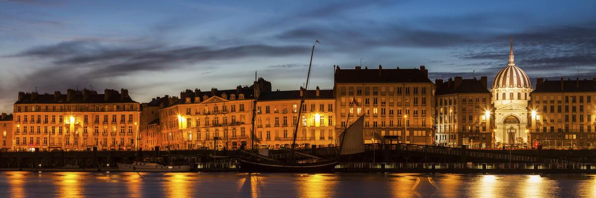 Nantes (Photo:Henryk Sadura/Shutterstock)