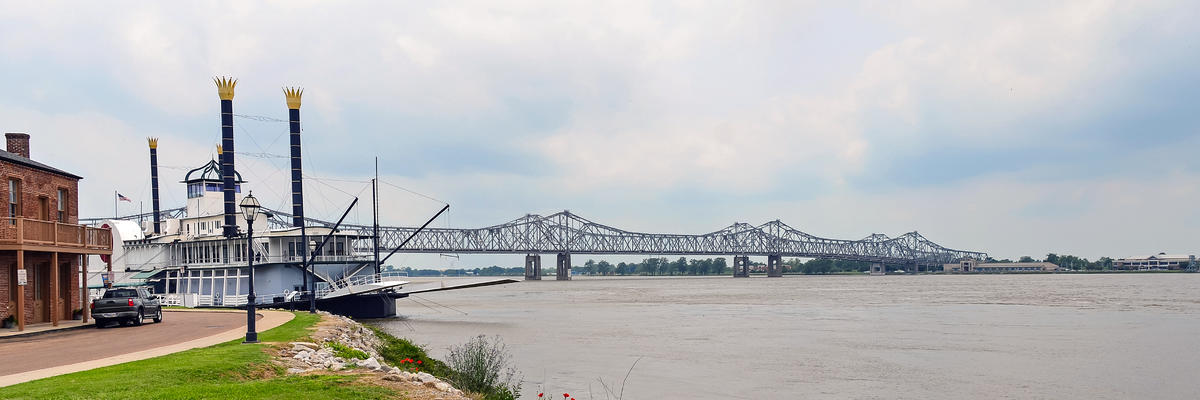 Natchez (Photo:Warren Price Photography/Shutterstock)