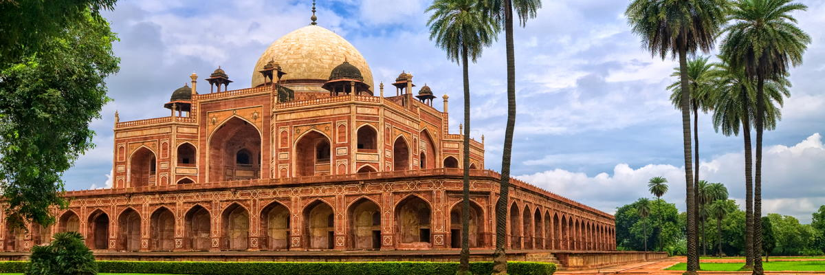 New Delhi (Photo:Boris Stroujko/Shutterstock)