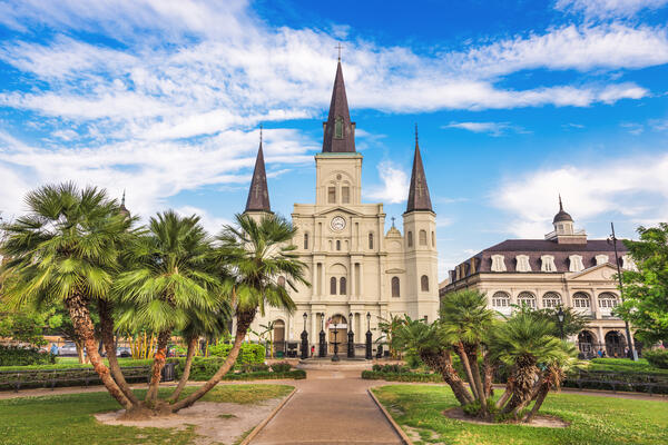 New Orleans (Photo:f11photo/Shutterstock)