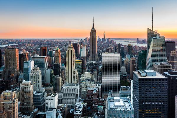 New York (Manhattan) (Photo:mandritoiu/Shutterstock)