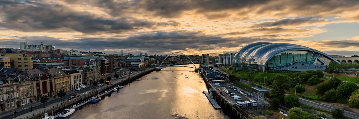 Newcastle (England) (Photo:Shahid Khan/Shutterstock)