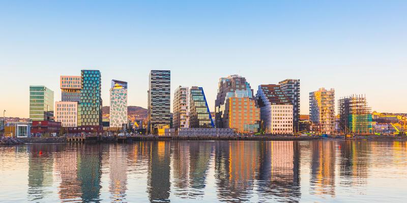 Oslo (Photo:Anna Jedynak/Shutterstock)