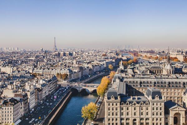Paris (Photo:Ditty_about_summer/Shutterstock)