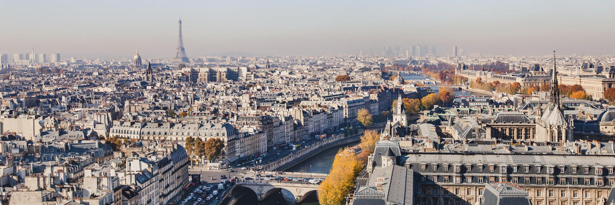 Paris (Photo:Ditty_about_summer/Shutterstock)