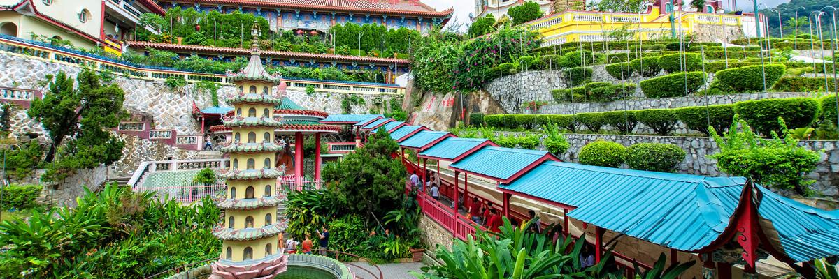 Penang (Photo:gracethang2/Shutterstock)
