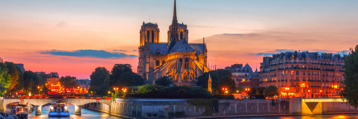 Notre Dame, Paris, France (Photo: kavalenkava/Shutterstock)