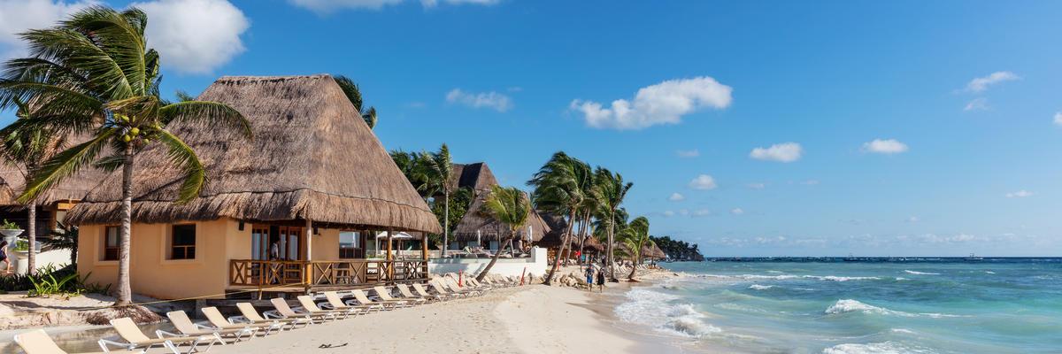 Playa del Carmen (Calica) (Photo:posztos/Shutterstock)