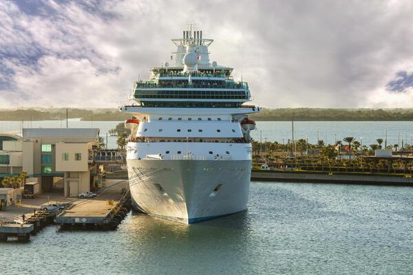 Port Canaveral (Orlando) (Photo:John Wollwerth/Shutterstock)